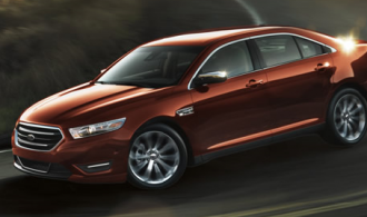 2016 Ford Taurus: The Fusion of Style and Performance