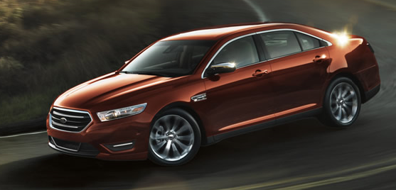 Ford Taurus 2016 for Celebrities