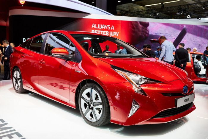 Toyota Prius is One of Famous People Cars