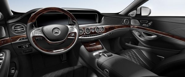 Mercedes-Maybach Interior