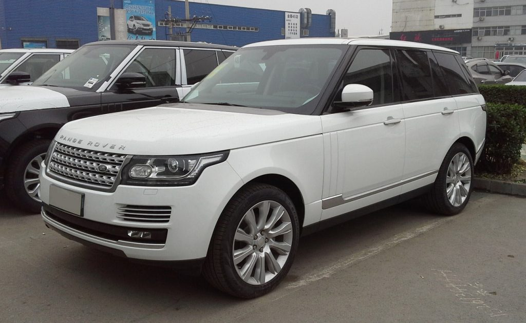 Who Owns Land Rover >> Famous People Cars – Justin Bieber and His Car Collection ...