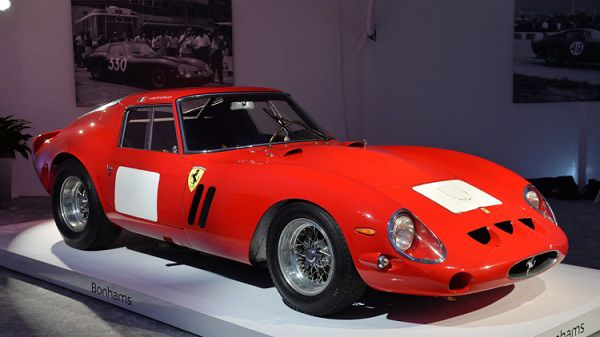 Ferrari GTO: A Rare Commodity Loved by Celebrities