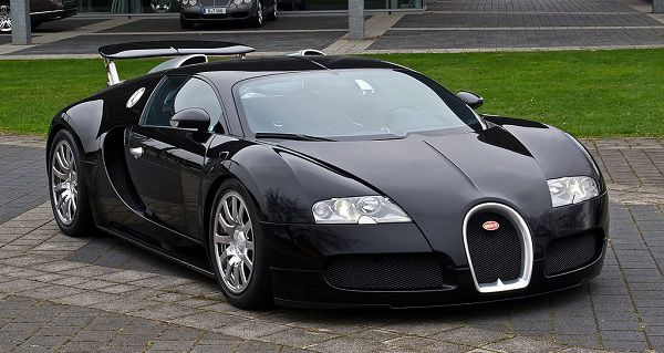 Celebrity Car Collections - Bugatti Veyron