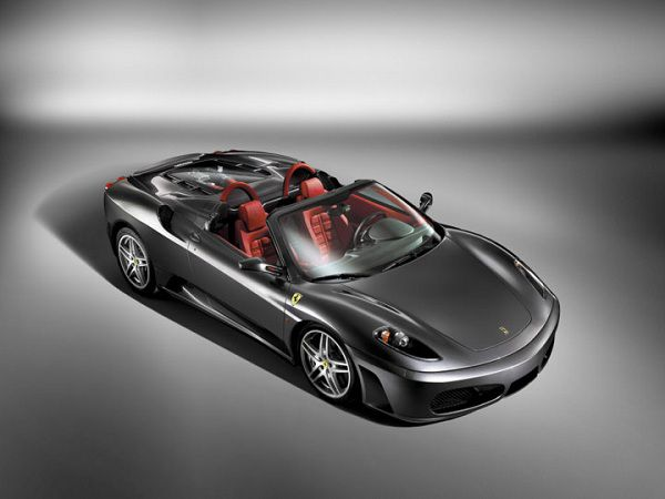Famous People Cars - 2005 Ferrari F430 Spider