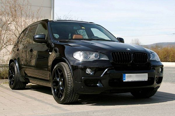 2014 BMW X5 Black Edition
