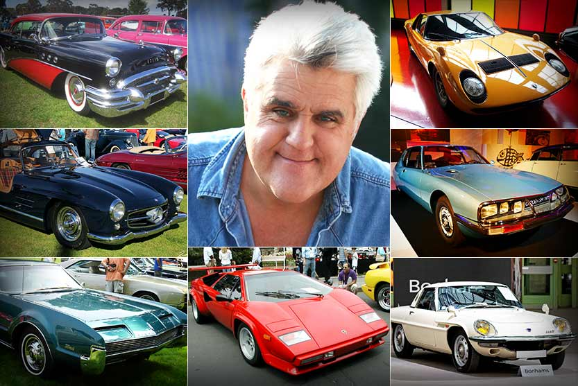 Celebrity Classic Cars – Top 7 Cars from Jay Leno's Collection
