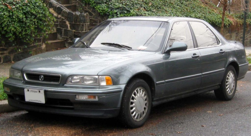 1993 Acura Legend