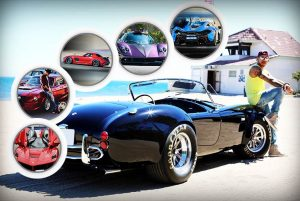 Nicest Celebrity Cars – F1 Champion Lewis Hamilton's Exotic Car Collection