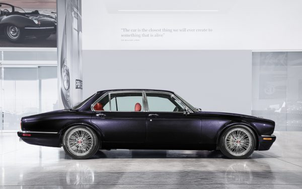 Performance of the Jaguar XJ6