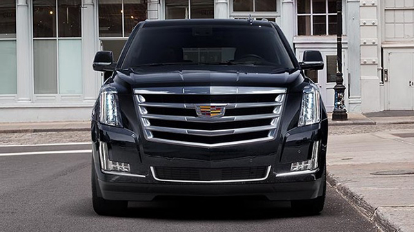 2018 Cadillac Escalade design