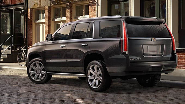 2018 Cadillac Escalade price