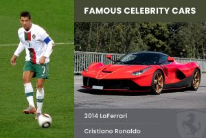 2014 LaFerrari Owned by Cristiano Ronaldo