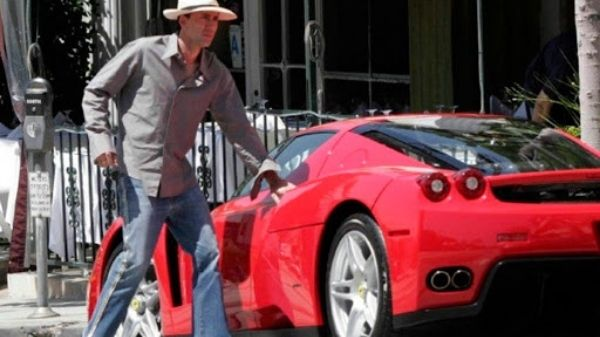 Ferrari Enzo Owned by Nicolas Cage