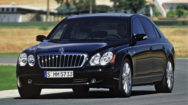 Maybach 57 Owned by Rick Ross