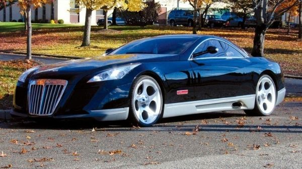 Maybach Exelero Owned by Jay-Z