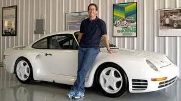 Porsche 959 Owned by Jerry Seinfeld