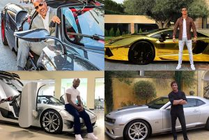Remarkable Cars Owned by Celebrities