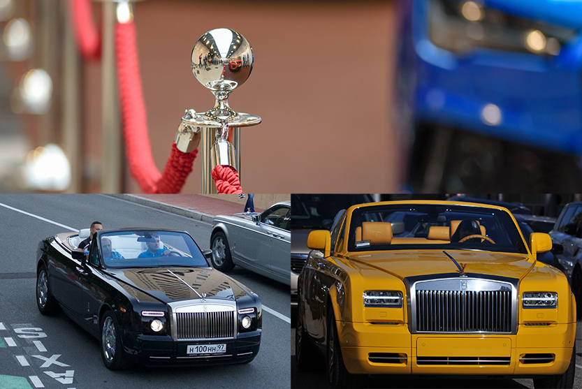 Most Extravagant Cars Owned by Celebrities