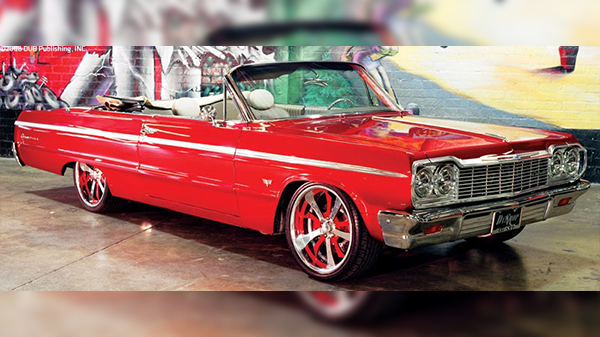Shaquille O Neal s Impala SS