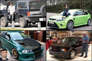 Rich Celebrities who Drive Ordinary Vehicles