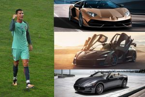 Cars Owned by Cristiano Ronaldo